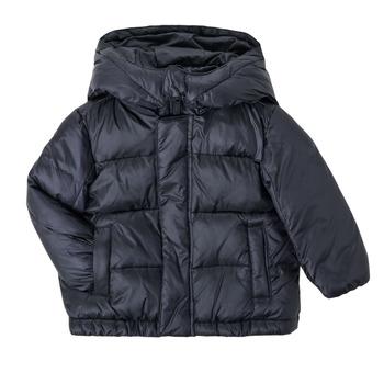 Vêtements Garçon Doudounes Emporio Armani 6HHBL1-1NLSZ-0920 Marine