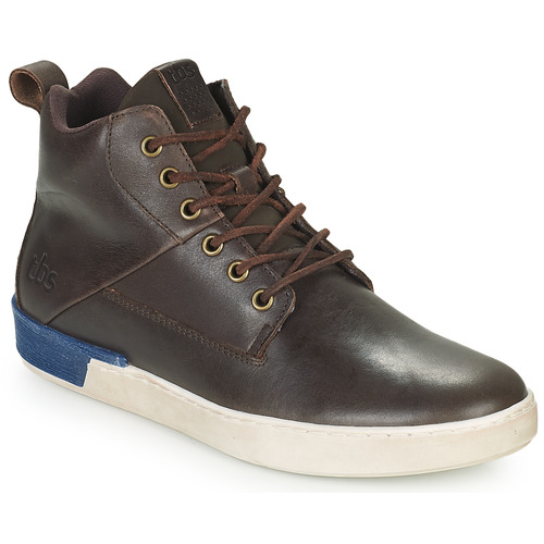 Chaussures Homme Baskets montantes TBS SANDJAY Marron