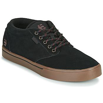 Chaussures Homme Chaussures de Skate Etnies JAMESON MID Noir / Gum