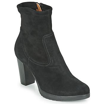 Chaussures Femme Bottines Karston VABONO Noir
