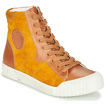 Chaussures Femme Baskets montantes Karston OMSTAR Ocre