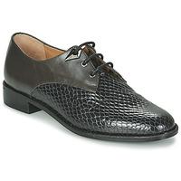 Chaussures Femme Derbies Karston JEUDI Noir
