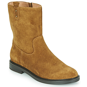 Chaussures Femme Boots Karston OVRIN Marron