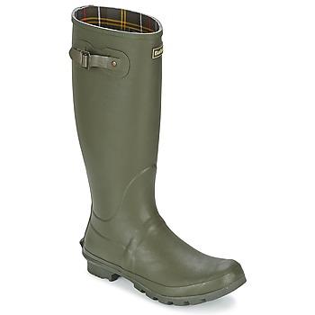 Chaussures Homme Bottes de pluie Barbour BEDE Olive