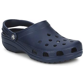 Chaussures Sabots Crocs CLASSIC Marine