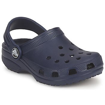 Chaussures Enfant Mules Crocs CLASSIC KIDS Marine