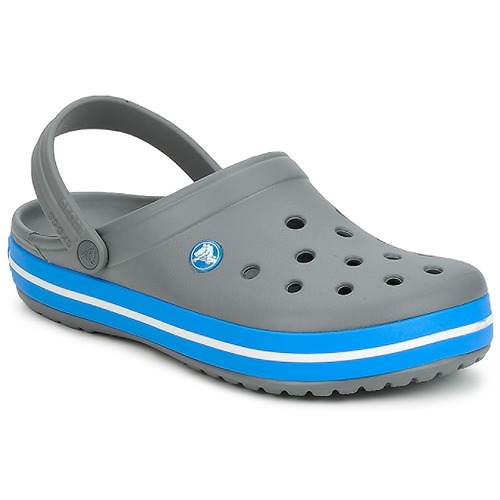 Chaussures Sabots Crocs CROCBAND Gris / Océan