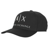 Accessoires textile Homme Casquettes Armani Exchange 954039-CC513-00020 Noir