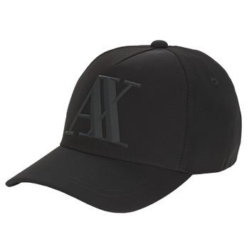 Accessoires textile Homme Casquettes Armani Exchange 954079-CC518-00020 Noir