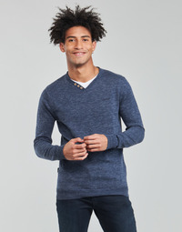 Vêtements Homme Pulls Deeluxe SINGLE Marine