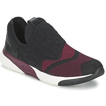 Chaussures Air max tnFemme Baskets basses Ash SODA Noir / Bordeaux