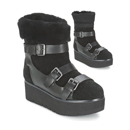 Noir Cher Avec Ash Zazie Pas Chaussures Chaussure 5ZOI1x