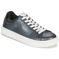Chaussures Femme Baskets basses Pepe jeans ADAM SNAKE Gris