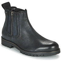 Chaussures Homme Boots Pepe jeans MELTING CHELSEA Noir