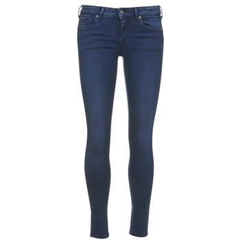 Pantalons 7/8 et 3/4 Pepe jeans LOLA Bleu Brut