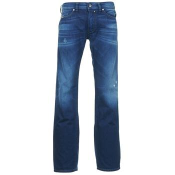 Vêtements Homme Jeans droit Diesel SAFADO Bleu foncé