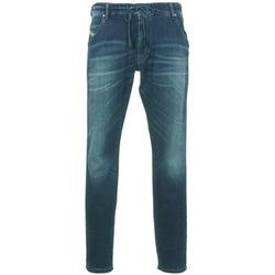 Vêtements Homme Jeans droit Diesel KROOLEY Bleu foncé
