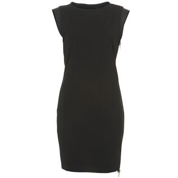 Vêtements Femme Robes courtes Diesel D-ANNINA Noir