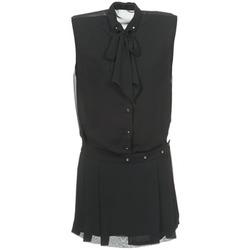 Vêtements Femme Robes courtes Diesel D-NEDORA-A Noir