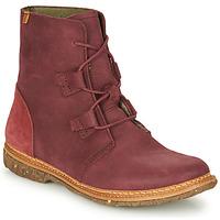 Chaussures Femme Boots El Naturalista ANGKOR Bordeaux