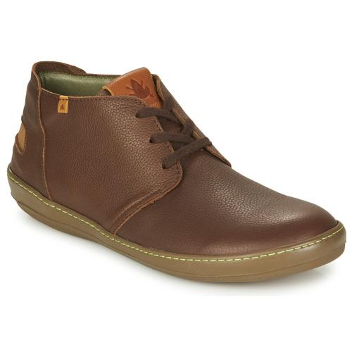 Chaussures Homme Boots El Naturalista METEO Marron