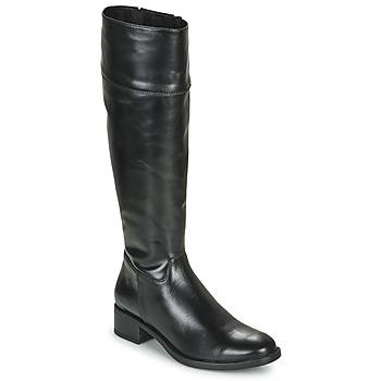 Chaussures Femme Bottes ville Unisa ENERIZ Noir