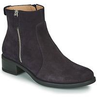 Chaussures Femme Boots Unisa EBRAS Marine