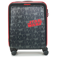 Sacs Valises Rigides American Tourister FUNLIGHT STAR WARS SPINNER 55 CM Gris