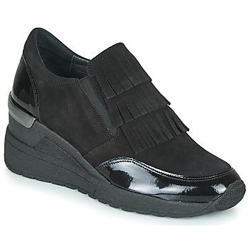 Chaussures Femme Derbies Myma  Noir