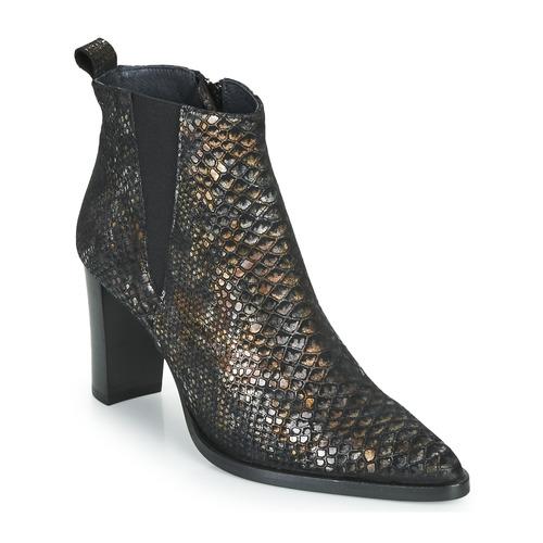 Chaussures Femme Bottines Myma KOLI Bronze