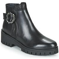 Chaussures Femme Boots Myma KAOLI Noir