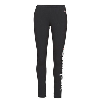 Vêtements Femme Leggings Champion COTTON LYCRA Noir
