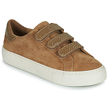 Chaussures Femme Baskets basses No Name ARCADE STRAPS Marron