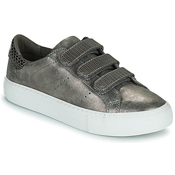 Chaussures Femme Baskets basses No Name ARCADE STRAPS Gris