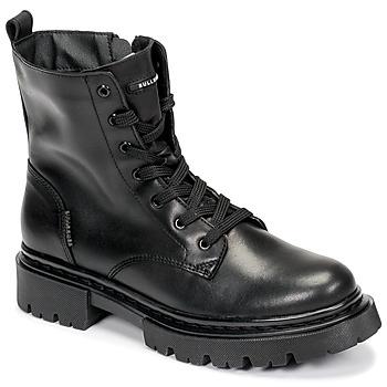 Chaussures Femme Boots Bullboxer 610504E6L_BKC Noir
