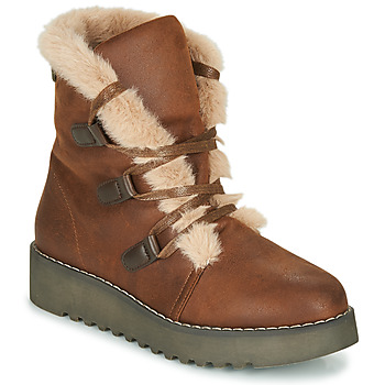 Chaussures Femme Boots MTNG 50019-C50069 Marron