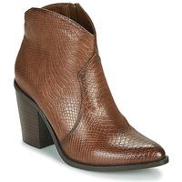 Chaussures Femme Bottines MTNG 50187-C50166 Marron