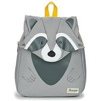 Sacs Enfant Sacs à dos Sammies RACCOON REMY BACKPACK Gris