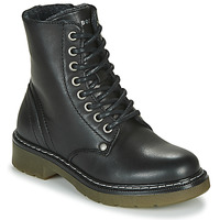 Chaussures Fille Boots Bullboxer  Noir