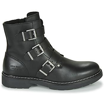 Boots enfant Bullboxer AOL520E6L-BLCK