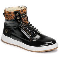 Chaussures Fille Baskets montantes Bullboxer AOF503E6L-BLCK Noir