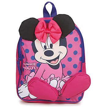 Sacs Fille Sacs à dos Disney BACKPACK MINNIE Rose