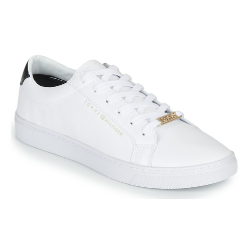 Chaussures Femme Baskets basses Tommy Hilfiger CUPSOLE SNEAKER Blanc