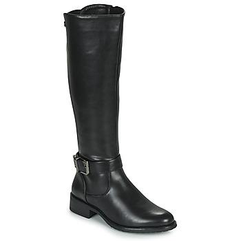 Chaussures Femme Bottes ville Les Petites Bombes ARINA Noir