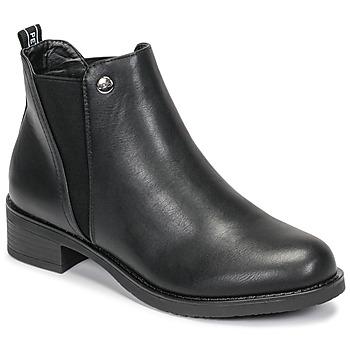 Chaussures Femme Boots Les Petites Bombes AKINA Noir