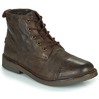 Chaussures Homme Boots Levi's TRACK Marron