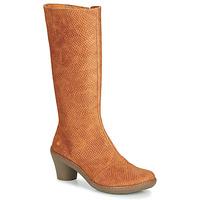 Chaussures Femme Bottes ville Art ALFAMA Marron
