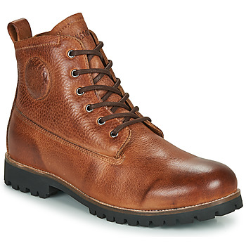 Chaussures Homme Boots Blackstone OM60 Marron