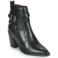 Chaussures Femme Bottines Bronx NEW AMERICANA LOW Noir
