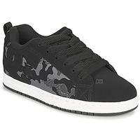Chaussures Homme Chaussures de Skate DC Shoes COURT GRAFFIK Noir